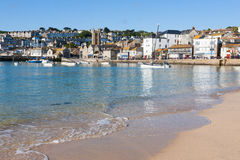 St Ives Cornwall England Royalty Free Stock Photos