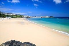 St Ives Cornwall England R-U photo libre de droits
