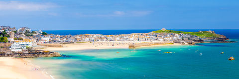 St Ives Cornwall England R-U Photo stock