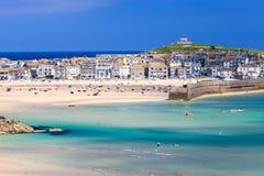St Ives Cornwall England Reino Unido foto de archivo