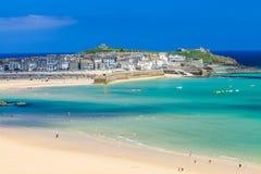 St Ives Cornwall England Reino Unido imagenes de archivo