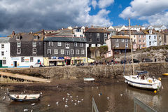 St. Ives in Cornwall, England. Royalty Free Stock Photo