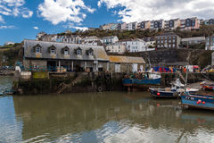 St. Ives in Cornwall, England. Royalty Free Stock Photos