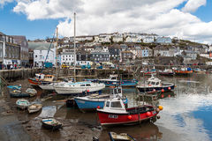 St. Ives in Cornwall, England. Royalty Free Stock Photography
