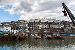 St. Ives in Cornwall, England. Royalty Free Stock Images