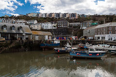 St. Ives in Cornwall, England. Stock Photography