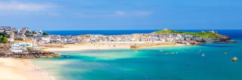 St Ives Cornwall England UK Arkivfoto