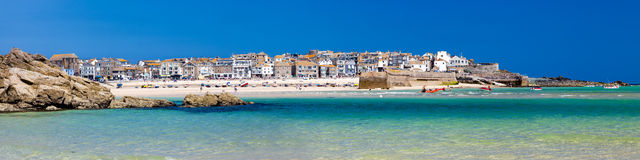 St Ives Cornwall England UK Royalty Free Stock Image