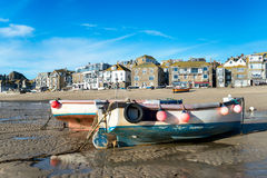 St Ives in Cornwall Stock Images