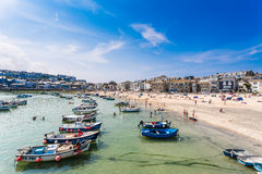 St Ives, Cornwall Stock Photo