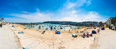 St Ives, Cornwall Stock Photography