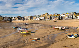 St Ives in Cornwall Royalty Free Stock Image