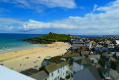 St Ives, Cornwall Royalty Free Stock Photo