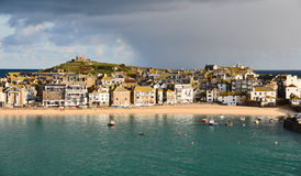 St Ives harbour Cornwall UK Stock Photos