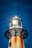 St Ives fyrslut upp Fotografering för Bildbyråer