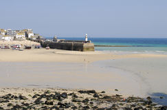 St Ives Harbour Stock Photography