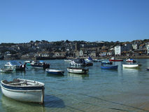 St Ives Harbour Royalty Free Stock Image