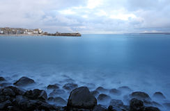 St ives harbpr Royalty Free Stock Photo