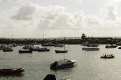 St Ives haven Stock Fotografie