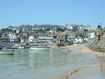 St Ives Haven Stock Foto's