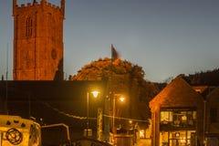 St. Ives Kirche Stockfotos