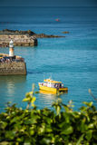 St. Ives lighthouse Royalty Free Stock Photography