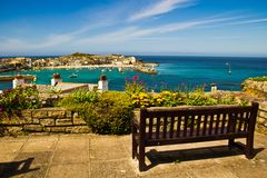 St. Ives Royalty Free Stock Photo