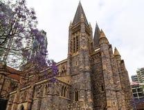 St.jack cathedral in brisbane,australia Stock Photo