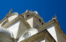 St. Jacob Cathedral, Sibenik, Croatia Stock Image