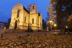 St. Jacob Church in Czestochowa Royalty Free Stock Photography