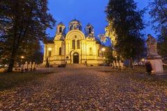 St. Jacob Church in Czestochowa Royalty Free Stock Photo
