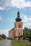 St. Jacob Church, Kladruby Stock Photography
