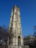 St Jacques Tower #6 Royaltyfri Foto