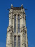 St Jacques Tower #18 Arkivbild