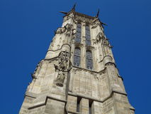 St Jacques Tower #20 Royalty Free Stock Photos