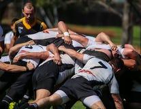 2009 21st jako balowego Dorset puszka wschodniego eastleigh Luty zapałczana kontrowania paczka stawiają rugby młynu drużyny dwa u Zdjęcie Stock