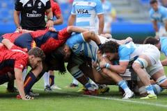 2009 21st jako balowego Dorset puszka wschodniego eastleigh Luty zapałczana kontrowania paczka stawiają rugby młynu drużyny dwa u Zdjęcia Royalty Free