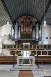 ST Jakobskirche (εκκλησία του ST James) στη Νυρεμβέργη, Γερμανία, 2015 Στοκ Εικόνες