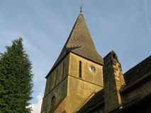 St Jame's Church, Shere, UK Royalty Free Stock Photography