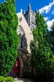 ST James Αγγλικανική Εκκλησία Στοκ Εικόνα