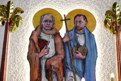 St James и St Philip стоковые фото