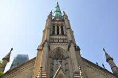st james церков собора Стоковое фото RF