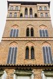 Εκκλησία του ST James ο απόστολος - Τορούν, Πολωνία στοκ εικόνες με δικαίωμα ελεύθερης χρήσης