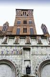 Εκκλησία του ST James ο απόστολος - Τορούν, Πολωνία στοκ φωτογραφίες με δικαίωμα ελεύθερης χρήσης