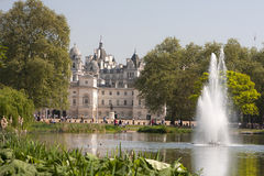 Παλάτι του ST James Στοκ εικόνα με δικαίωμα ελεύθερης χρήσης
