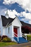 St James Apostle, iglesia episcopal, Coquille, Oregon fotografía de archivo