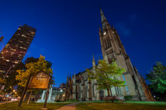 ST James Cathedral& x28 Toronto& x29  Στοκ εικόνες με δικαίωμα ελεύθερης χρήσης