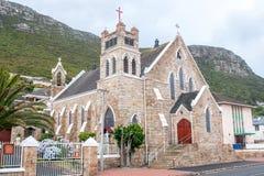 St. James Catholic Church, Cape Town Royalty Free Stock Photos