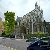 St James Catholic Church, Spanish Place, London Royalty Free Stock Image