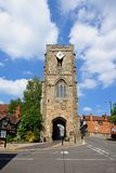 St James Chantry Chapel, Warwick. Royalty Free Stock Photography